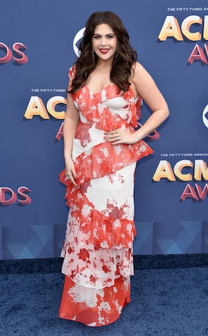 Hillary Scott, Academy of Country Music Awards 2018